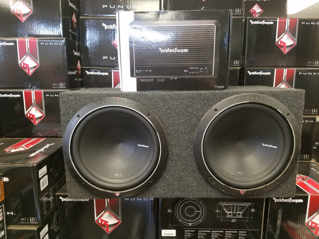Car Audio Installation Atlanta